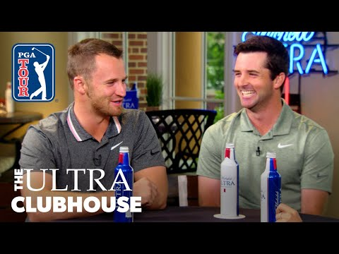 Wyndham Clark and Denny McCarthy in The ULTRA Clubhouse: Episode 6