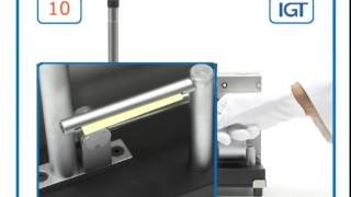 IGT NBS crumpling tester for banknote papers