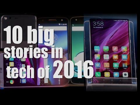 10 Big Stories In Tech Of 2016   Digit.in