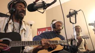 Israel Vibration Live In Studio at WFIT - Dancing in the Rain
