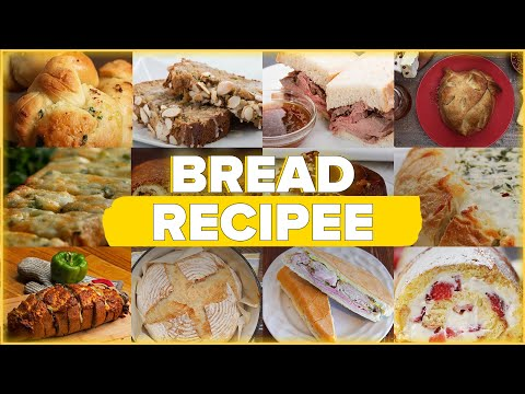 Bready Or Not Here I Crumb With Mouth-watering Recipes