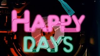 Happy Days | Sigla di testa