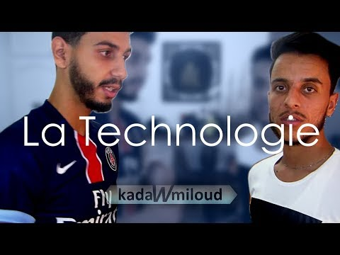 التكنولوجيا في الجزائر La Technologie en Algérie by kadaWmiloud
