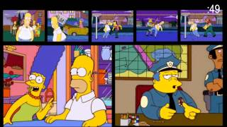 60 Second Simpsons Review - The Great Louse Detective