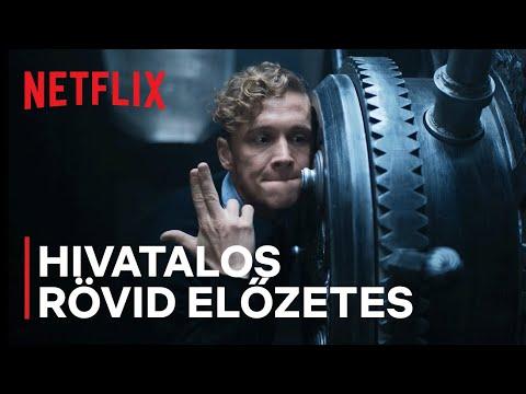 A tolvajok hadserege | Hivatalos rövid előzetes | Netflix