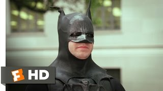 Disaster Movie (7/10) Movie CLIP - Batman's Leaving (2008) HD