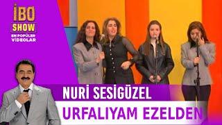 Urfalıyam Ezelden - Nuri Sesigüzel - Canlı Performans - İbo Show