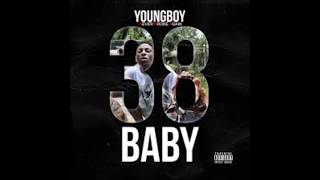 """[CLEAN] NBA YoungBoy  """"GG"""" (Clean Remix) [feat. A Boogie With the Hoodie]"""