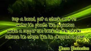 Yelawolf - Good to go [Lyrics On Screen]