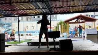 SORTE GRANDE - IVETE SANGALO Edna Luz Cover - Karaokê no Clube dos Sargentos da Aeronáutica
