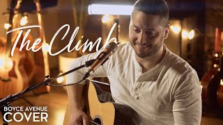 The Climb - Miley Cyrus (Boyce Avenue acoustic cover) on Spotify & iTunes
