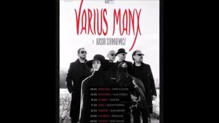 25 lat VARIUS MANX - video promo trasy koncertowej