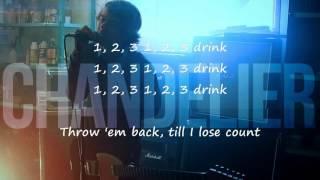 Chandelier Rock Cover Lyrics