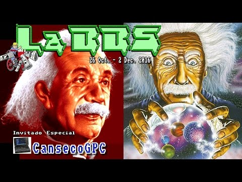 Noticias 26 Nov-2 Dec. 2016 | Inv. Esp: CansecoGPC | Amiga, C64, VIC20, Plus4, PET | La BBS #0020