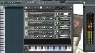 MUSICA ROMANTICA HECHA CON PROGRAMAS DE AUDIO | Clases de Ingenieria de Sonido