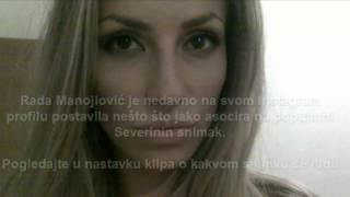 ŠOK! Rada Manojlović ima snimak kao Severina