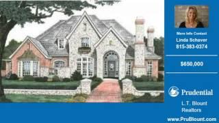 Homes For Sale HOMER GLEN Il $650000 3150-SqFt 4-Bdrms 3-Baths