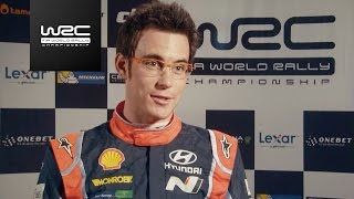 """WRC 2017: Driver Profile """"Thierry Neuville"""""""