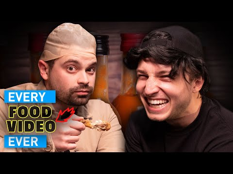 Every Food Video Ever