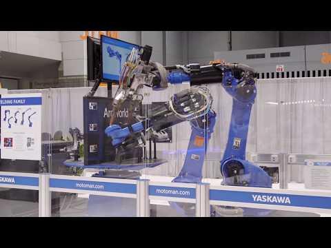 Yaskawa Spot Welding Robots