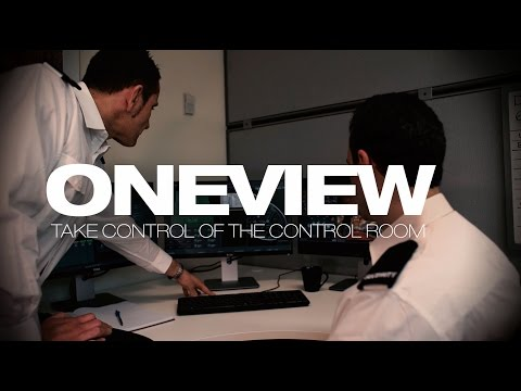 Take control of the control room with OneView