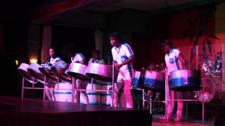 """Counting Stars"" Cover at Couples Negril"