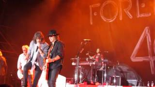 Foreigner in Concert - Dirty White Boy (02.06.17 / Rostock)