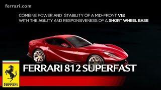 Ferrari 812 Superfast – Vehicle Dynamic