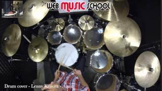 Lenny Kravitz - Again - DRUM COVER