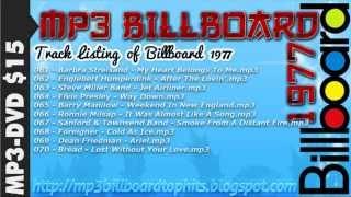 mp3 BILLBOARD 1977 TOP Hits mp3 BILLBOARD 1977