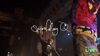 SCHOOLBOY Q : STUDIO FT. BJ THE CHICAGO KID - LIVE PERFORMANCE