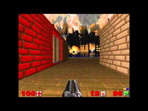 Doom 2 Map 12: The Factory (Ultra) — GamePunchers