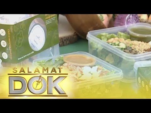 Salamat Dok: Vegetable detox wraps