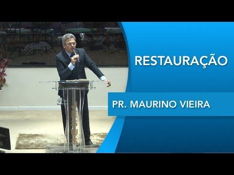 Pr. Maurino Vieira   Jairo tem um encontro com Jesus   Marcos 5.21   10 10 2019