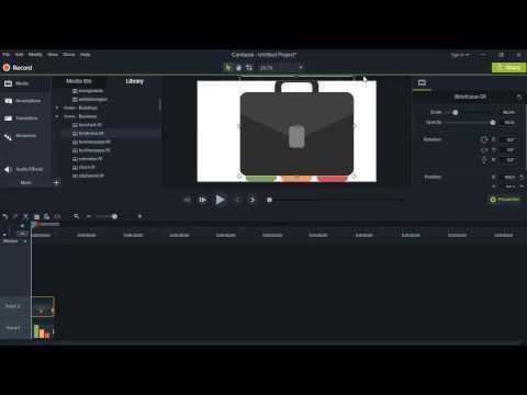 Camtasia 9 nowe możliwości tworzenia animacji