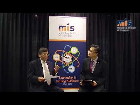 Professor Jagdish Sheth Interview at MIS