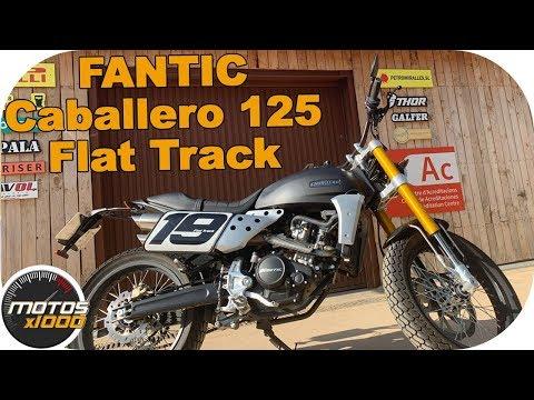 Test Fantic Caballero FlatTrack 125 | Motosx1000