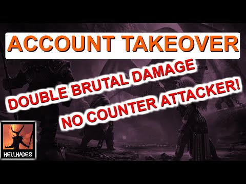 RAID: Shadow Legends   NO COUNTER ATTACK, BRUTAL CB   DOUBLED DAMAGE   ACCOUNT TAKEOVER!