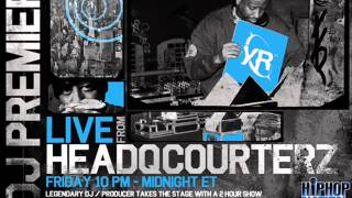 The Militia - Timeless Classic on DJ Premier's Live From HeadQCourterz (09/21/2012)