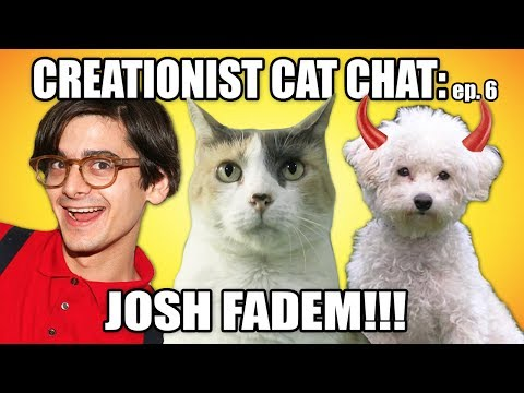 Creationist Cat Chat: JOSH FADEM! (Twin Peaks, Better Call Saul)