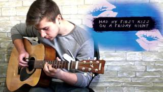Ed Sheeran | Castle On The Hill (Fingerstyle Cover) - With Lyrics