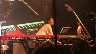 Jacob Collier Live - Warsaw 14.11.2016