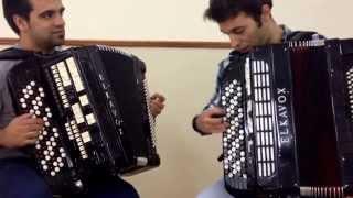 Luis Godinho e Ricardo Laginha - Desgarrada (acústico)