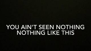Nothin' like this - The Phantoms (lyrics)