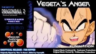 Vegeta's Anger - [Faulconer Productions]