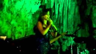 """Pastora Soler """"Madre"""" Cueva de Nerja 26-7-2013"""