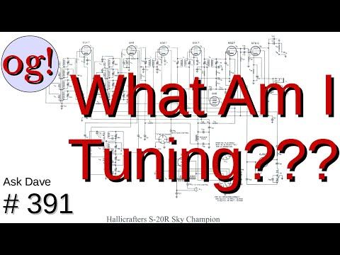 What Am I Tuning When I Tune My Antenna Tuner? (#391)