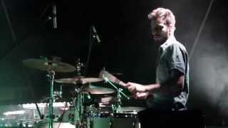 Live @ Lettomanoppello (Mondovisione Live - Tributo Ligabue) Solo Batteria Di [Daniele Fabiano]