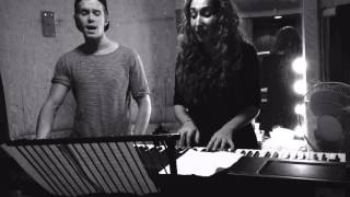 Secret Love Song by Little Mix (Les Mis Live Lounge) Emma Kingston & Rob Houchen