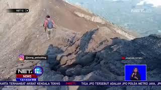 Viral Pendakian Gunung Agung - NET 12